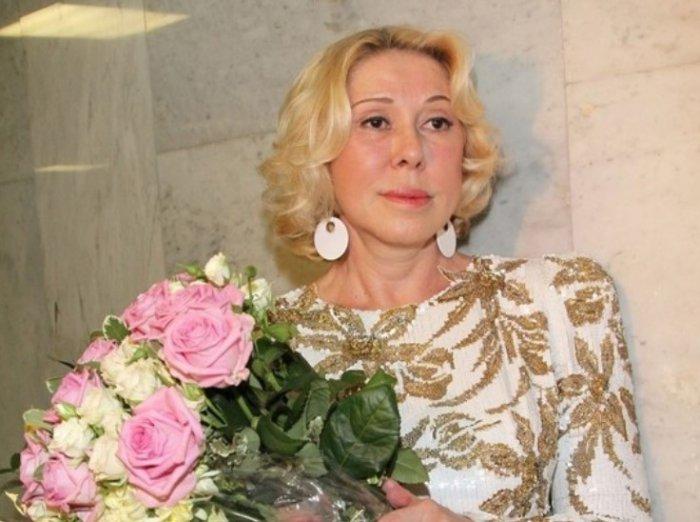 Любовь Успенская заявила, что ей не выплачивают пенсию