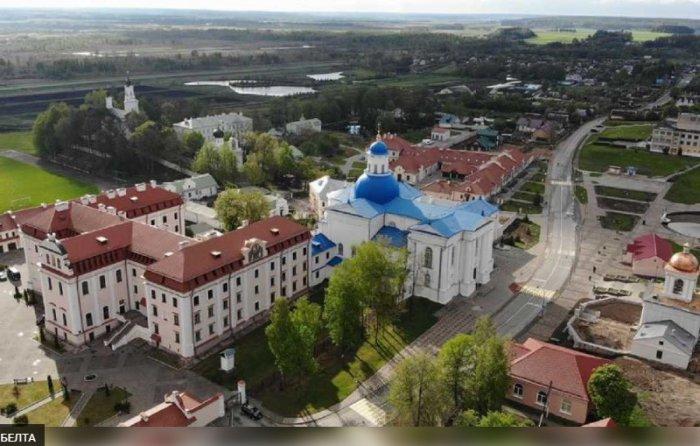 Россия подарила Жировичскому монастырю в Беларуси 12 колоколов