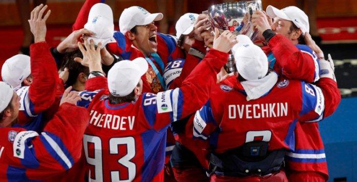19 очков Малкина и 10 побед команды. Как Россия выиграла ЧМ-2012
